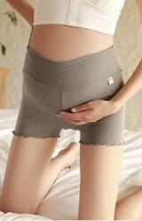 กางเกงซับในคนท้องเนื้อผ้าทอพิเศษ บางนุ่ม
