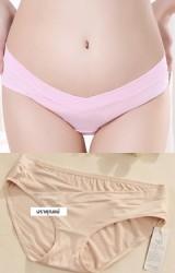 กางเกงในเอวต่ำสำหรับคนท้องเอวป้าย